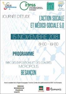 action sociale 211x300 - Journées d'études