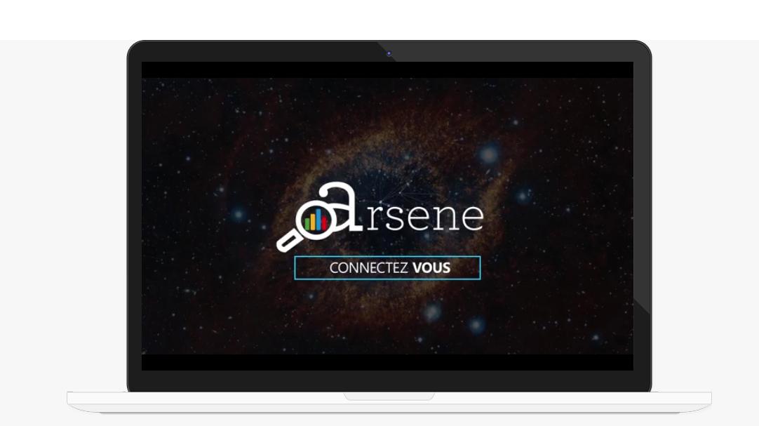 arsene desktop - Accueil