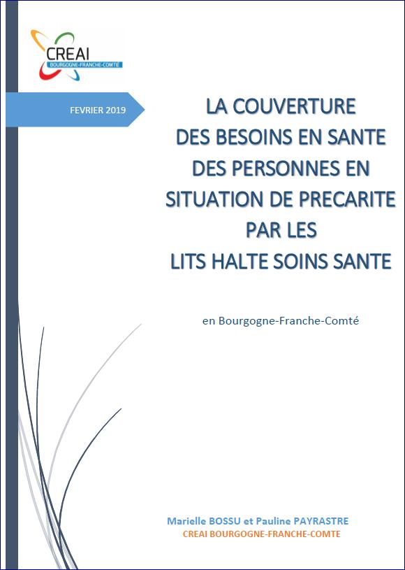 etude LHSS - Accueil